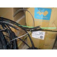 Оптический кабель Б/У для внешней прокладки (с металлическим тросом) в Хабаровске, оптокабель БУ (Хабаровск)