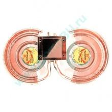 Кулер для видеокарты Thermaltake DuOrb CL-G0102 с тепловыми трубками (медный) - Хабаровск