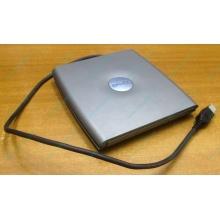 Внешний DVD/CD-RW привод Dell PD01S для ноутбуков DELL Latitude D400 в Хабаровске, D410 в Хабаровске, D420 в Хабаровске, D430 (Хабаровск)