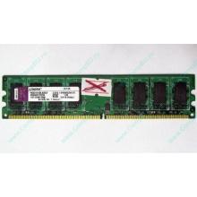 ГЛЮЧНАЯ/НЕРАБОЧАЯ память 2Gb DDR2 Kingston KVR800D2N6/2G pc2-6400 1.8V  (Хабаровск)