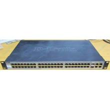 Управляемый коммутатор D-link DES-1210-52 48 port 10/100Mbit + 4 port 1Gbit + 2 port SFP металлический корпус (Хабаровск)