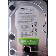 Б/У жёсткий диск 1Tb Western Digital WD10EVVS Green (WD AV-GP 1000 GB) 5400 rpm SATA (Хабаровск)