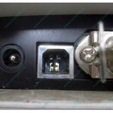 Термопринтер Zebra TLP 2844 (выломан USB разъём в Хабаровске, COM и LPT на месте; без БП!) - Хабаровск