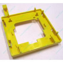 Жёлтый держатель-фиксатор HP 279681-001 для крепления CPU socket 604 к радиатору (Хабаровск)