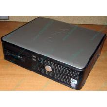 Лежачий Б/У компьютер Dell Optiplex 755 SFF (Intel Core 2 Duo E7200 (2x2.53GHz) /2Gb DDR2 /160Gb /ATX 280W Desktop) - Хабаровск