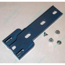 """Синий пластмассовый фиксатор-защёлка HP 224981-001 для 5.25"""" устройств в HP ML370 (Хабаровск)"""