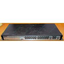 Б/У коммутатор D-link DES-3200-28 (24 port 100Mbit + 4 port 1Gbit + 4 port SFP) - Хабаровск