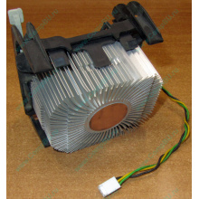Кулер для процессоров socket 478 с большим сердечником из меди Б/У (Хабаровск)