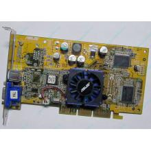 Видеокарта Asus V8170 64Mb nVidia GeForce4 MX440 AGP Asus V8170DDR (Хабаровск)